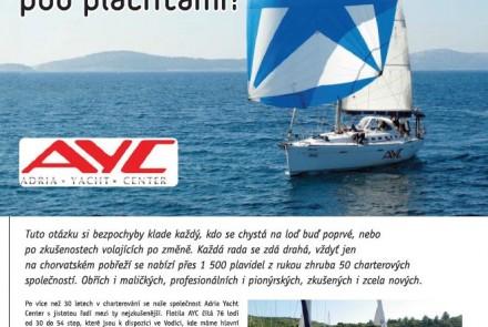 Yacht CZ article 2012