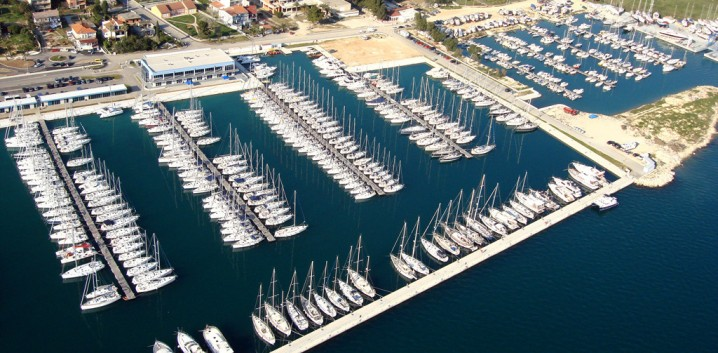 Kastela Marina new website