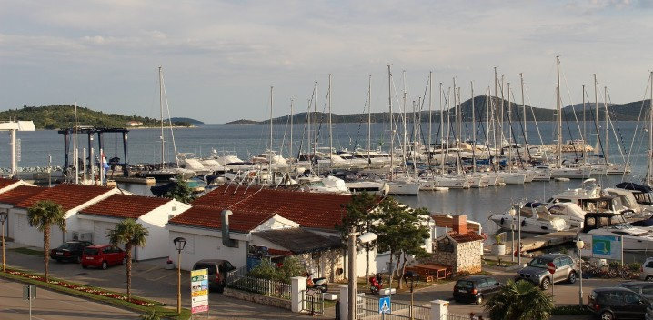 Vodice AYC Marina new website