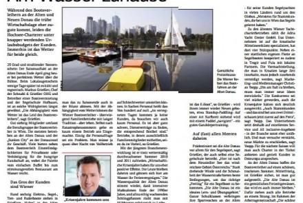 Wiener Wirtschaft Mai 2012