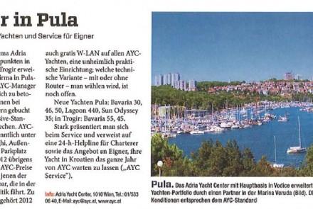 YR  December 2011 AYC Partner Pula