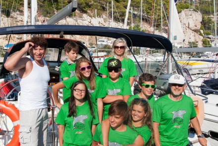 AYC sailing camp