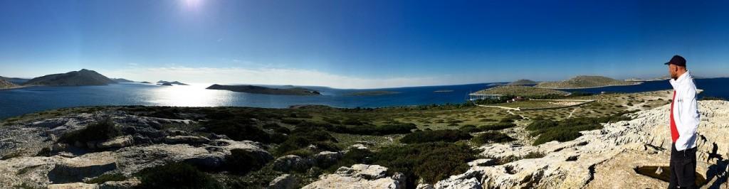 Aussichtspunkt Insel Zakan AYC web