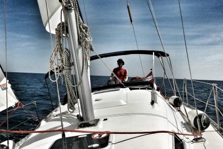 Freiheit an Bord